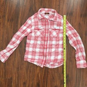 7 For All Man Kind button up shirt